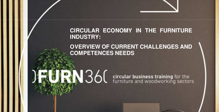 FURN360 presents a report on circular economy in the